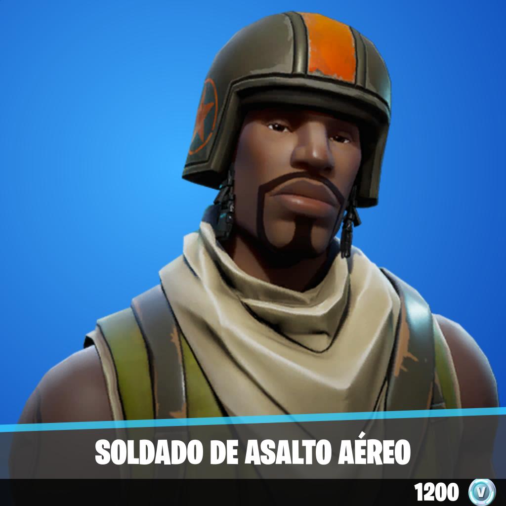 Soldado de asalto aéreo