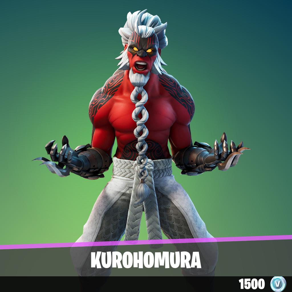 Kurohomura