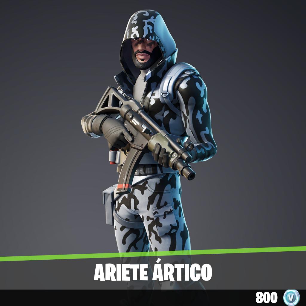 Ariete ártico