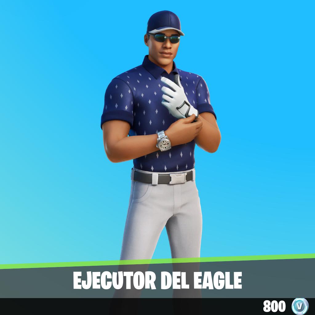 Ejecutor del eagle