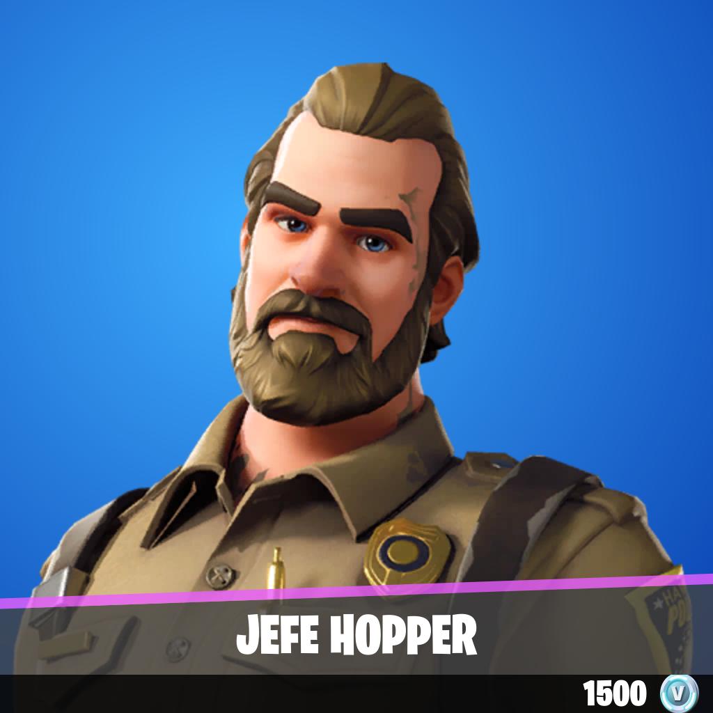 Jefe Hopper