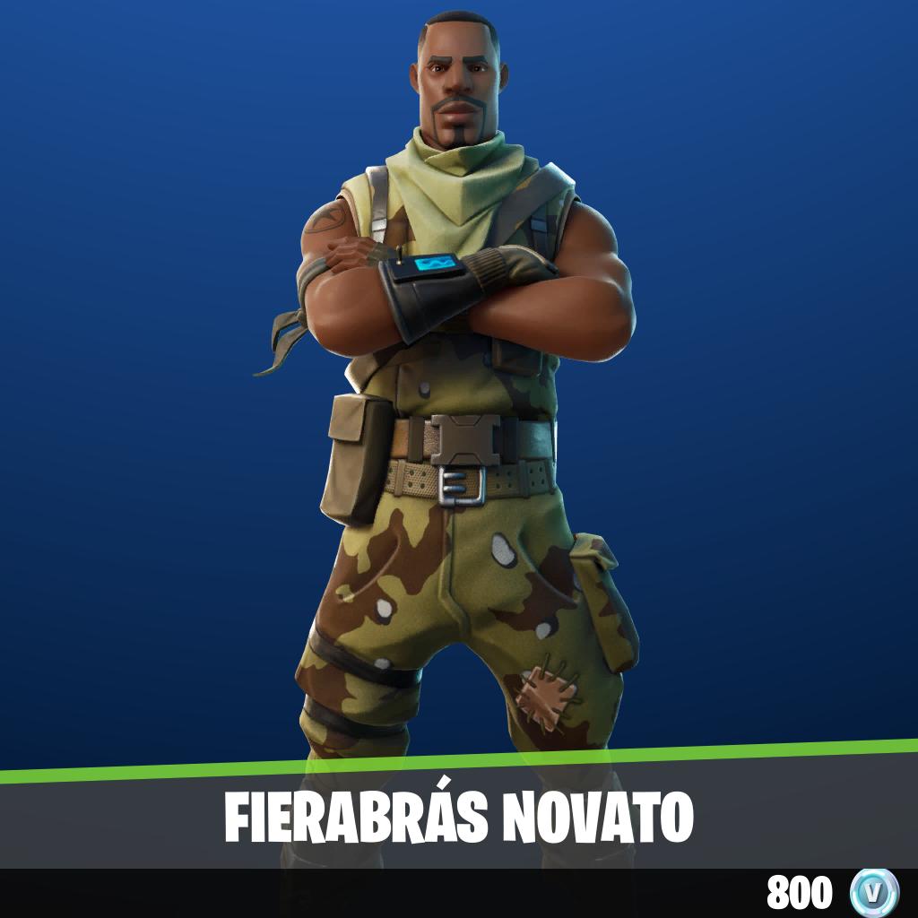 Fierabrás Novato
