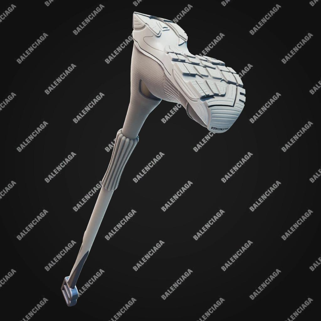 Speed Sneaker pickaxe fortnite