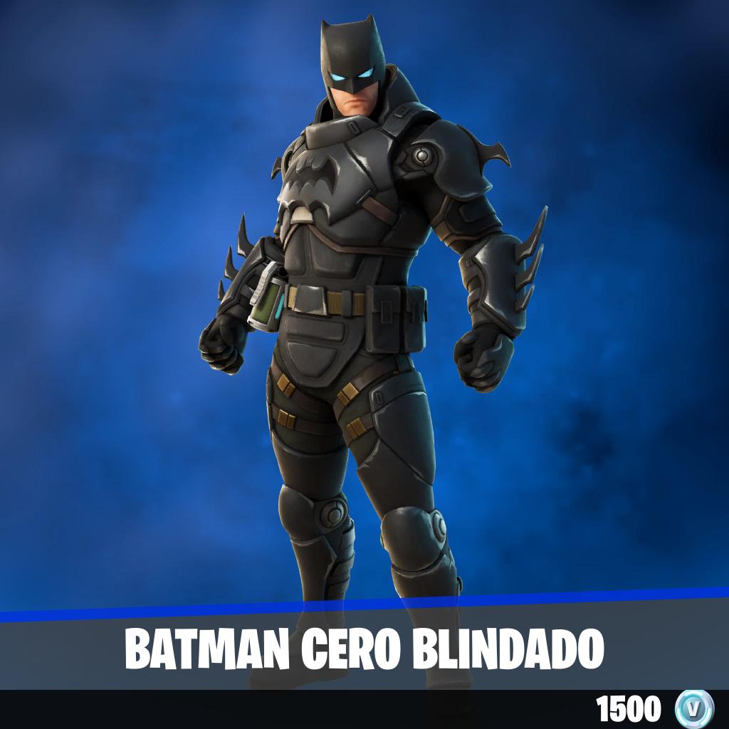 Batman cero blindado