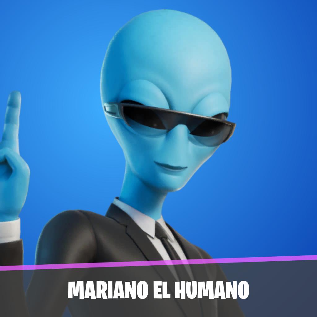 Mariano el humano