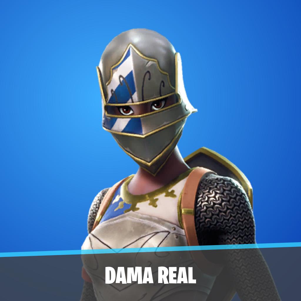 Dama real