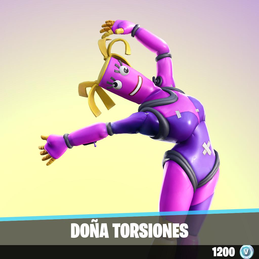 Doña Torsiones
