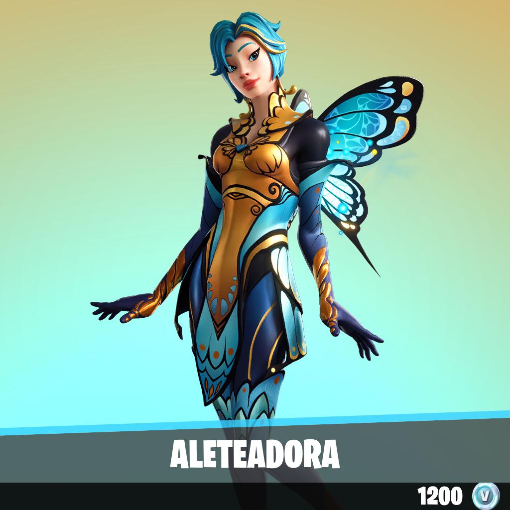 Aleteadora