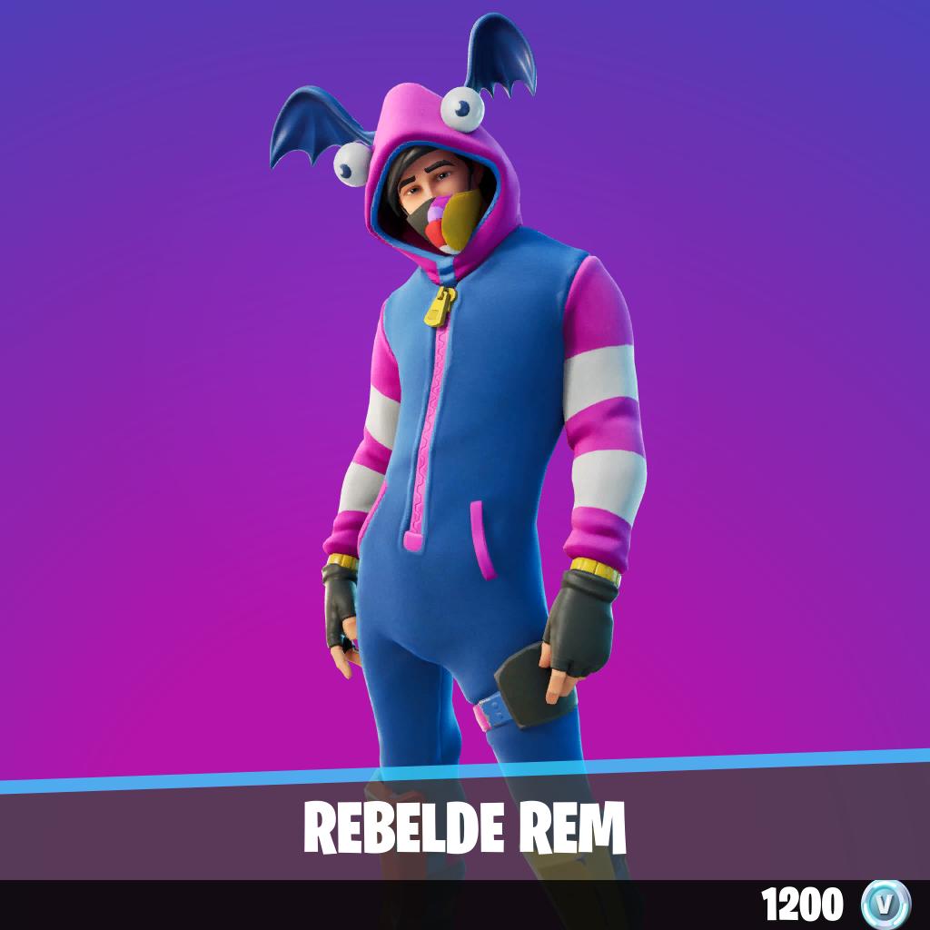Rebelde REM