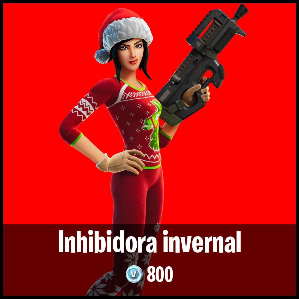 Inhibidora invernal
