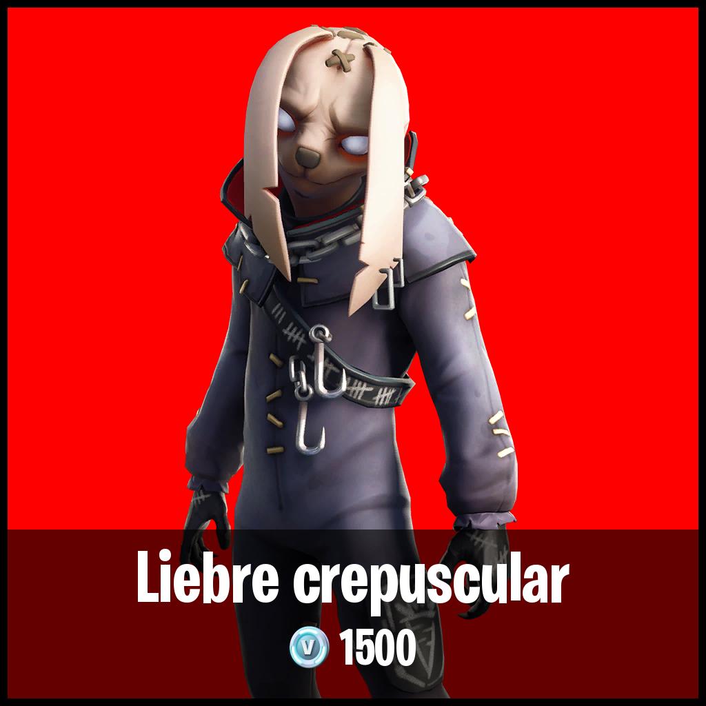 Liebre crepuscular