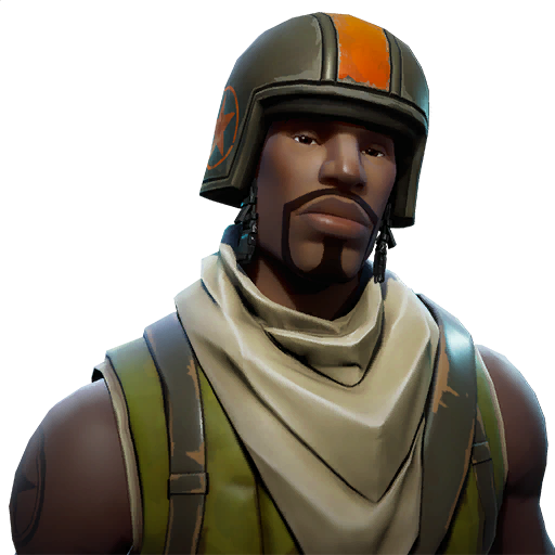 Fortnite Aerial Assault Trooper outfit