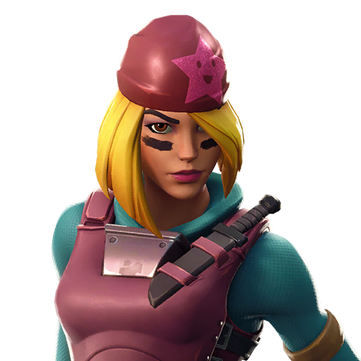 Fortnite Skully outfit