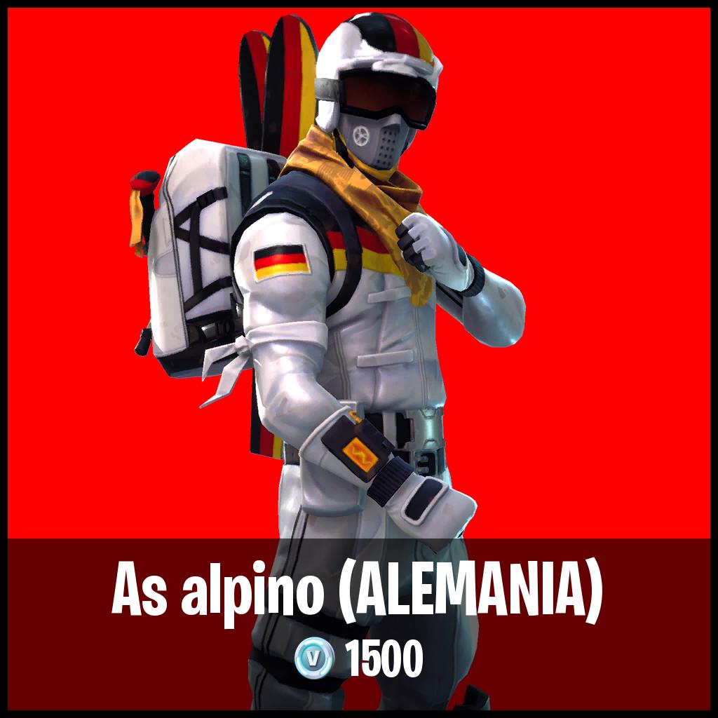 As alpino (ALEMANIA)