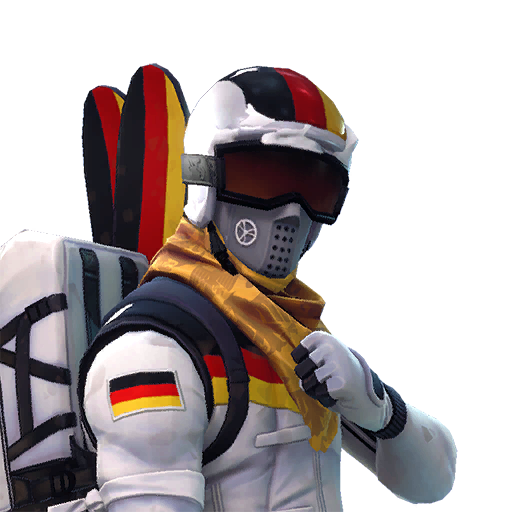 Fortnite Alpine Ace (GER) outfit