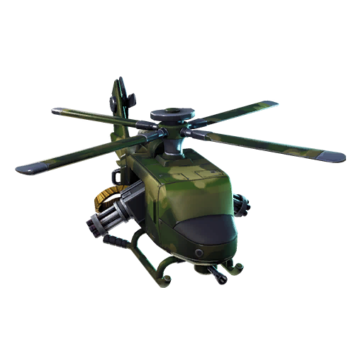 Fortnite Choppa glider
