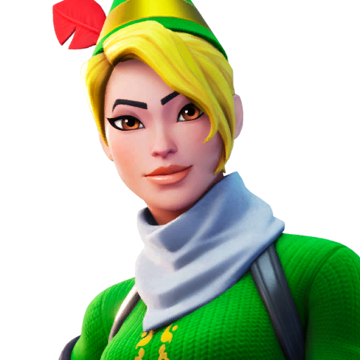 Fortnite Snowbell outfit