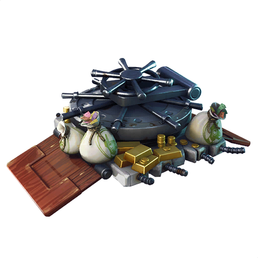Fortnite Safecracker glider