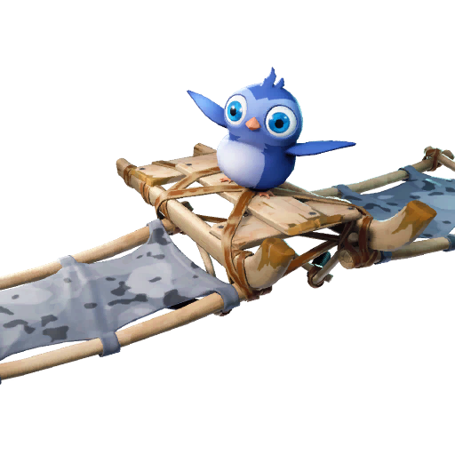 Fortnite Rickety Runner glider