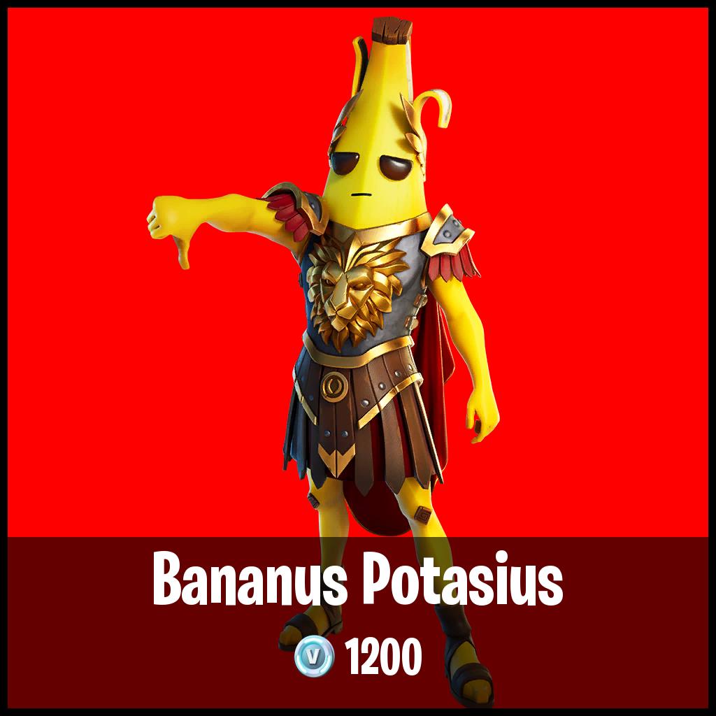 Bananus Potasius