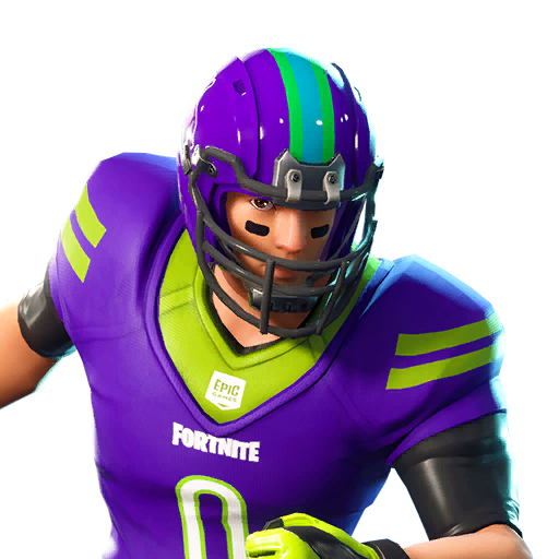 Fortnite End Zone outfit