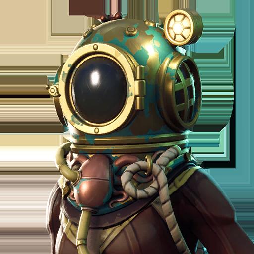 Fortnite Deep Sea Dominator outfit