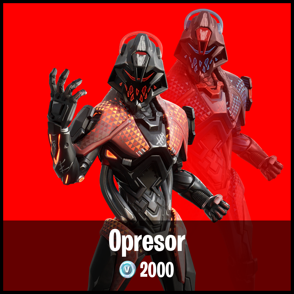 Opresor
