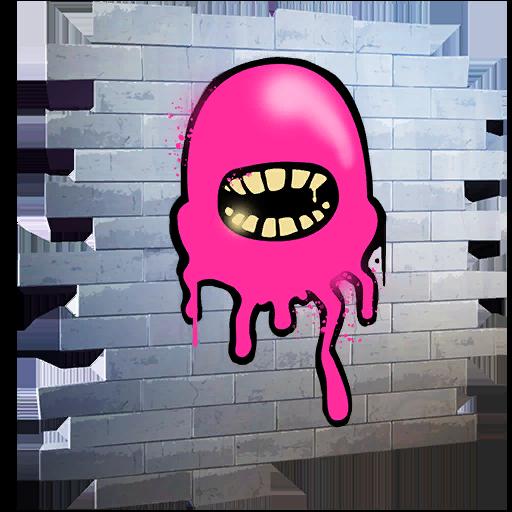Fortnite Pink spray