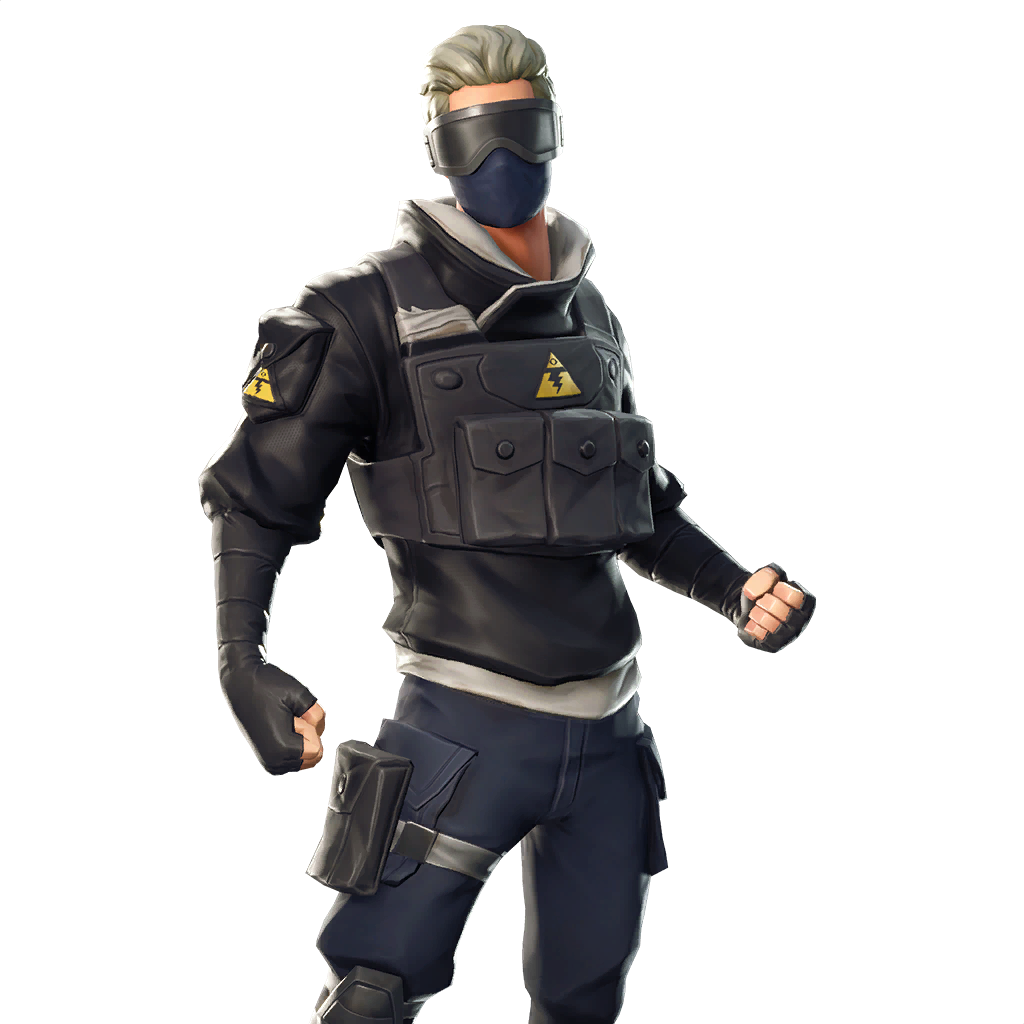 Fortnite Verge Skin Characters Costumes Skins Outfits Nite Site