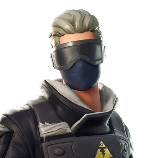 Fortnite Verge outfit