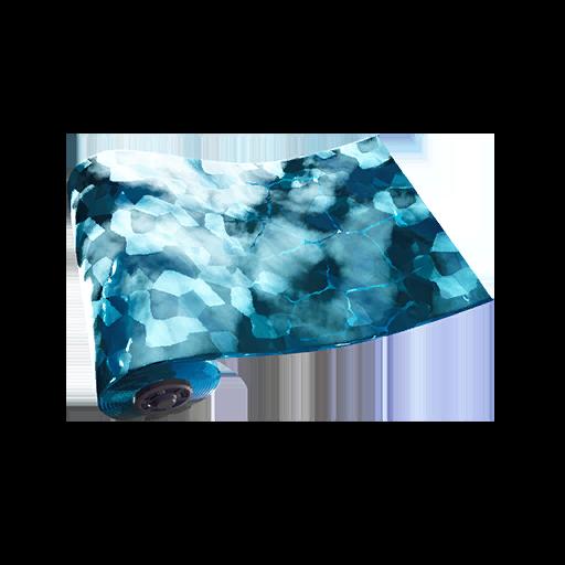 Fortnite Shattered Ice wrap