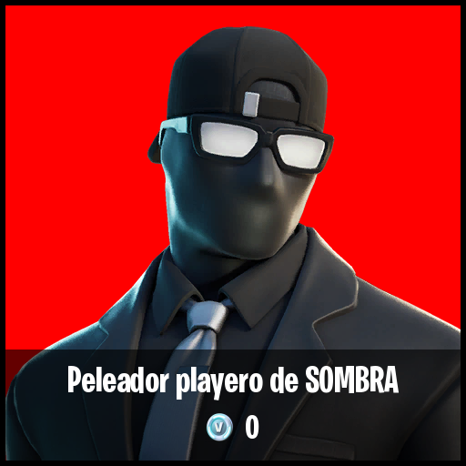 Peleador playero de SOMBRA