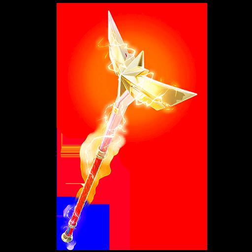 Fortnite Alpha Staff pickaxe