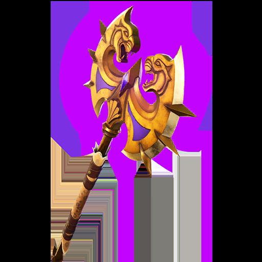 Fortnite Arena's Blessing pickaxe