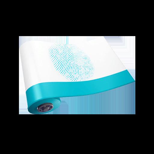Fortnite Fingerprint wrap