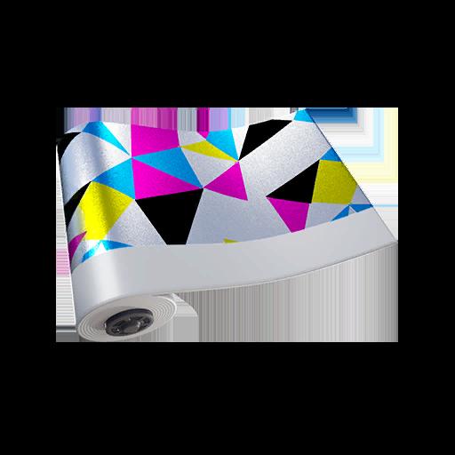 Fortnite Chromatic wrap