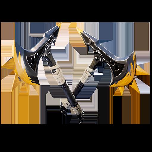 Fortnite Jagged Edge pickaxe