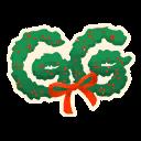 Fortnite GG Wreath emoji