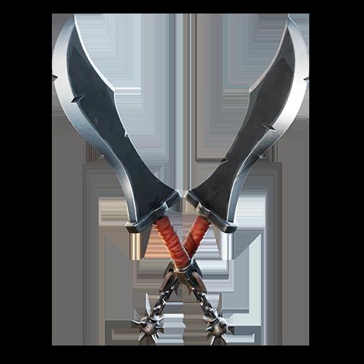 Fortnite Flail Blades pickaxe