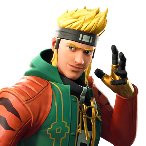 Fortnite Master Key outfit