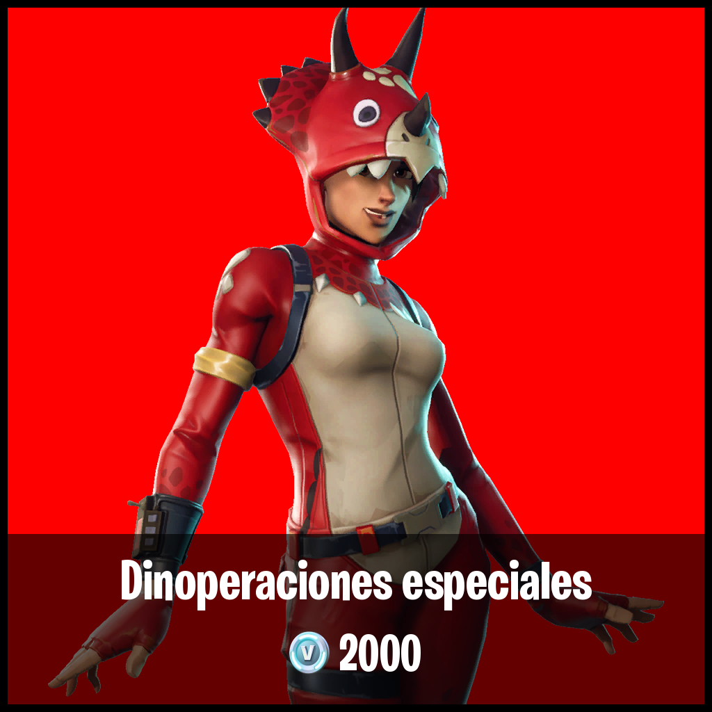 Dinoperaciones especiales