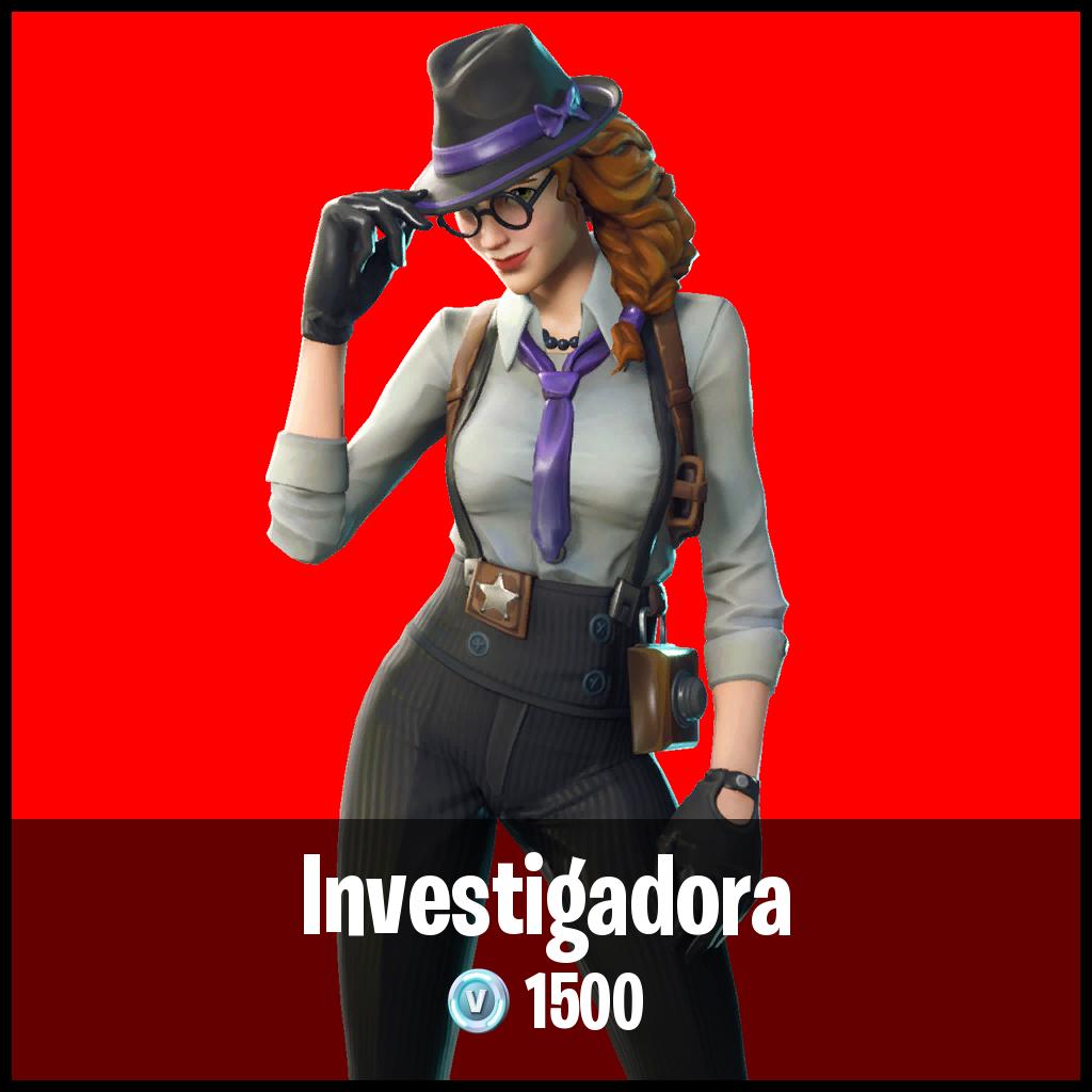 Investigadora