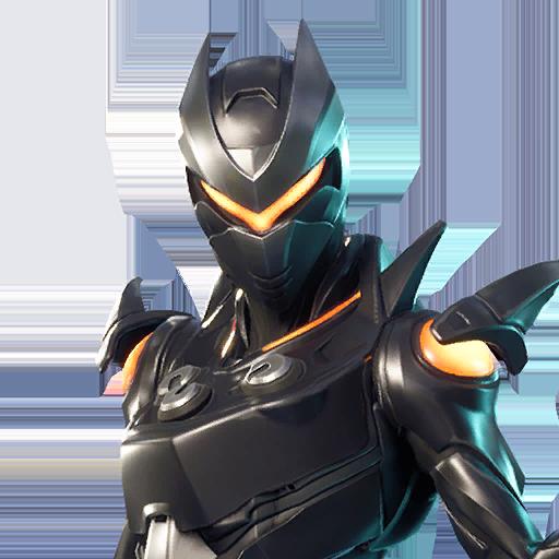 Fortnite Oblivion outfit