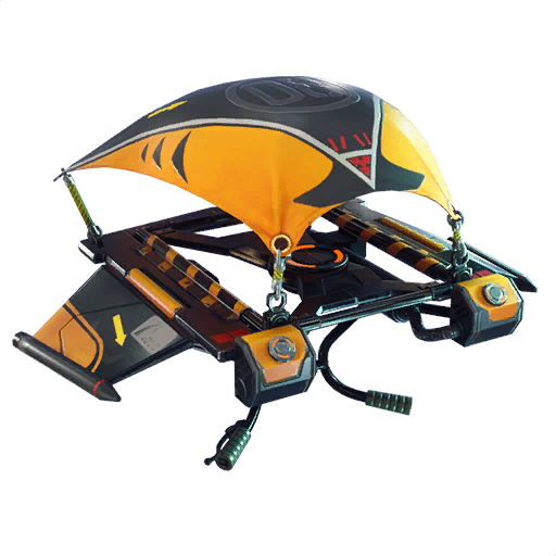 Fortnite Helium glider