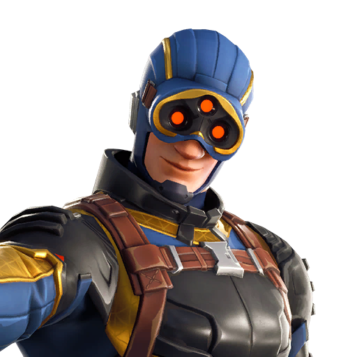 Fortnite Axiom outfit