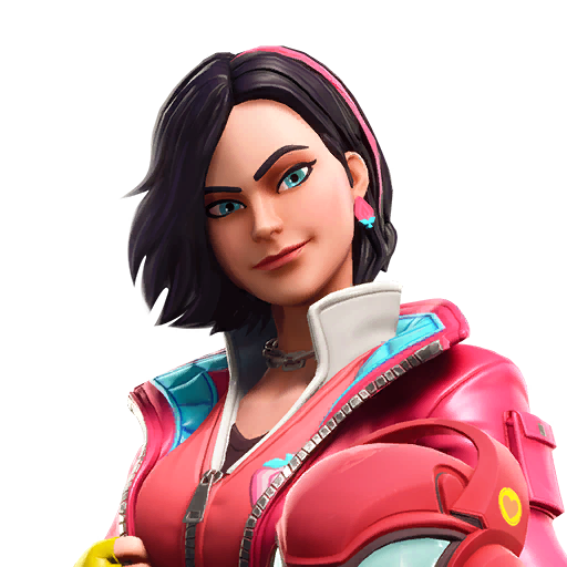 Fortnite Rox outfit