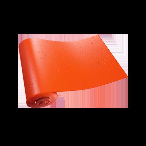 Fortnite Red Plastic wrap