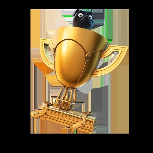 Zoey Trophy
