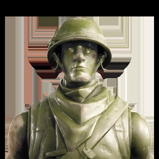 Fortnite Plastic Patroller outfit