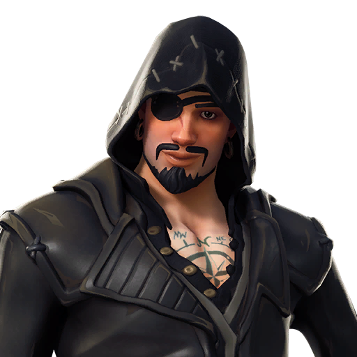 Fortnite Blackheart outfit
